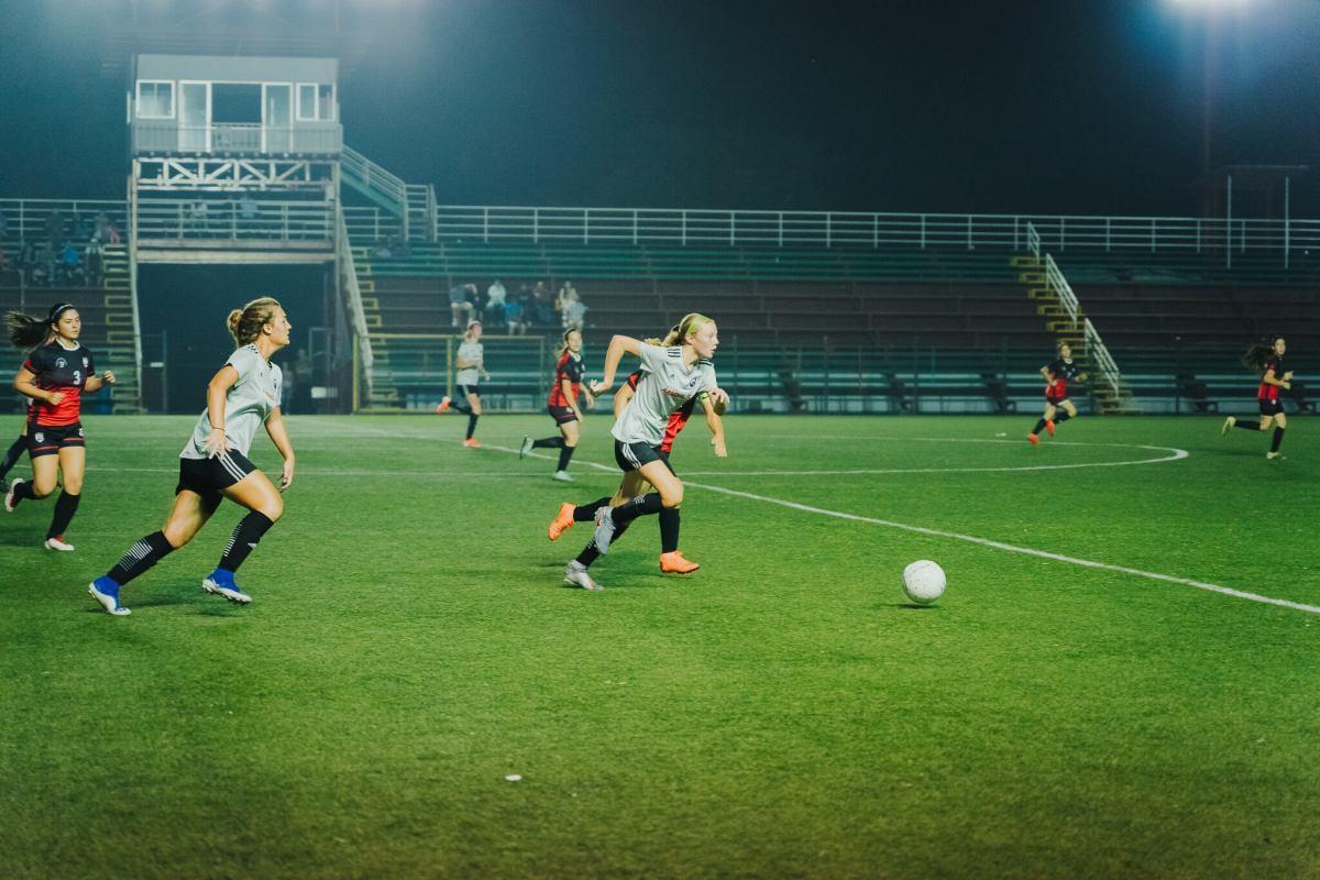 Arsenal FC Premier U16 girls' team 3