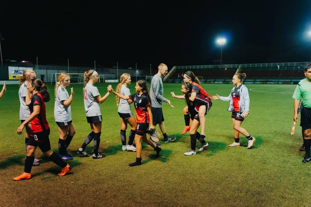 Arsenal FC Premier U16 girls' team 1