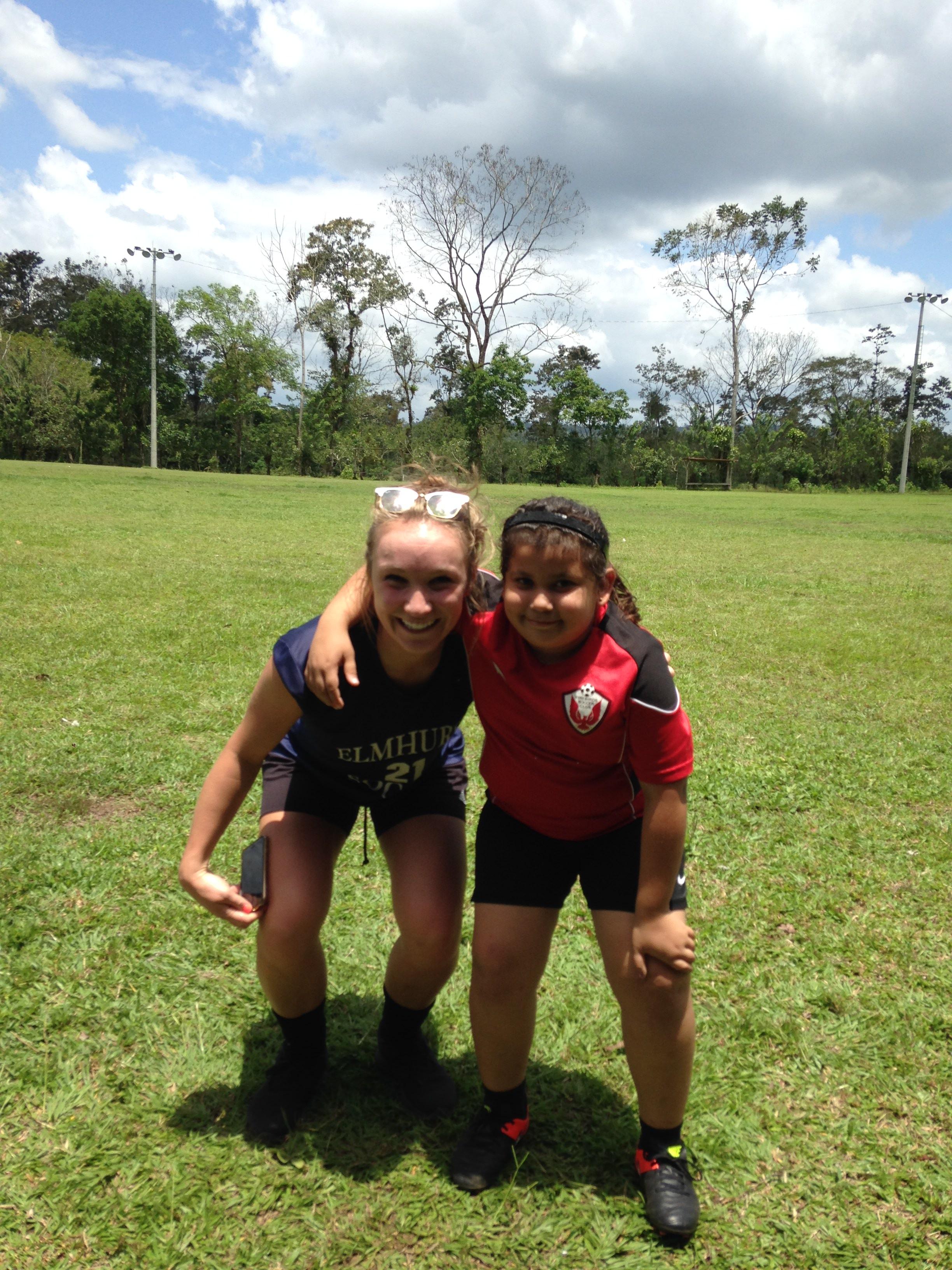 Elmhurst College Women's Soccer 2
