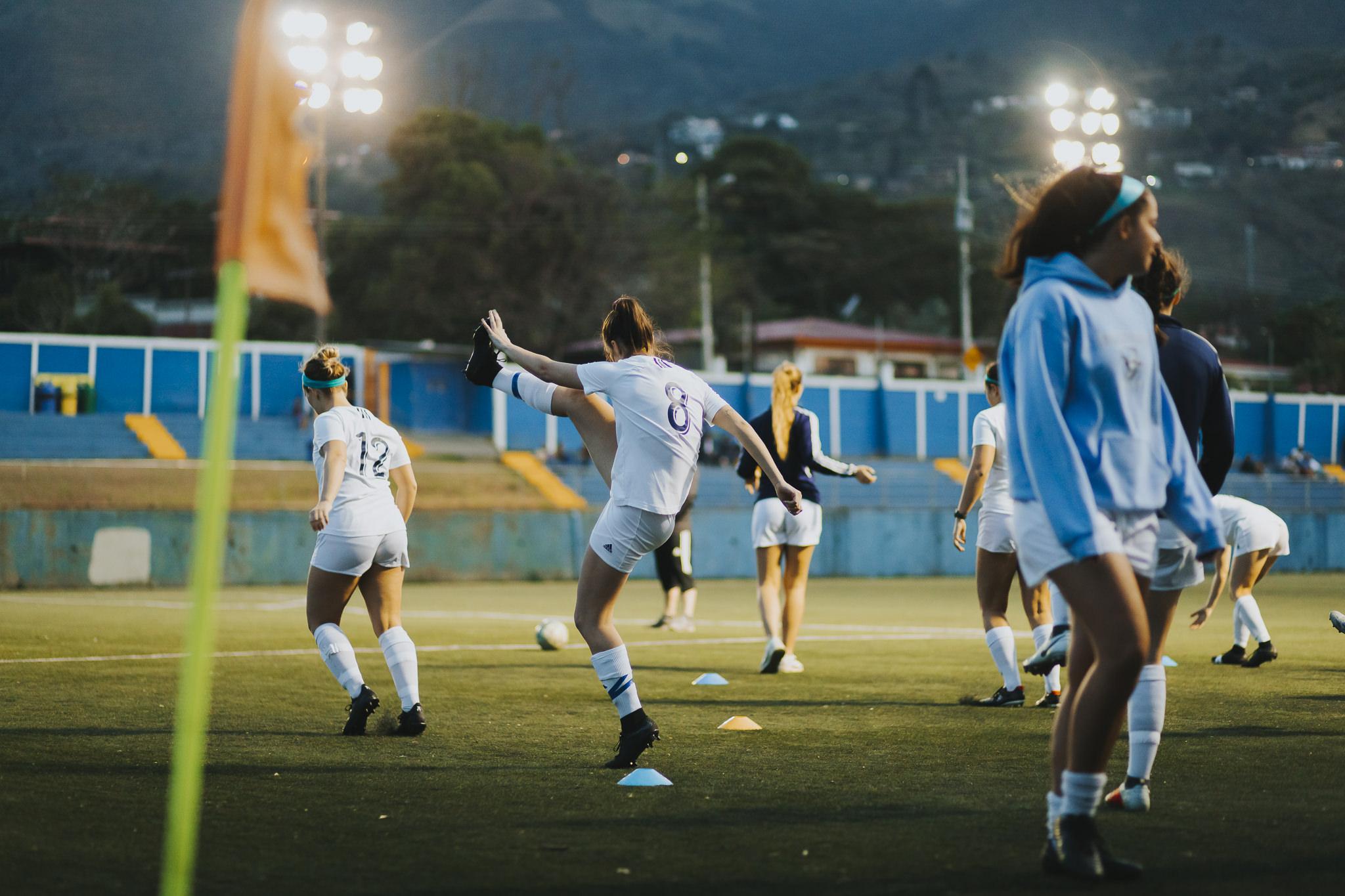 Elmhurst College Women's Soccer 9