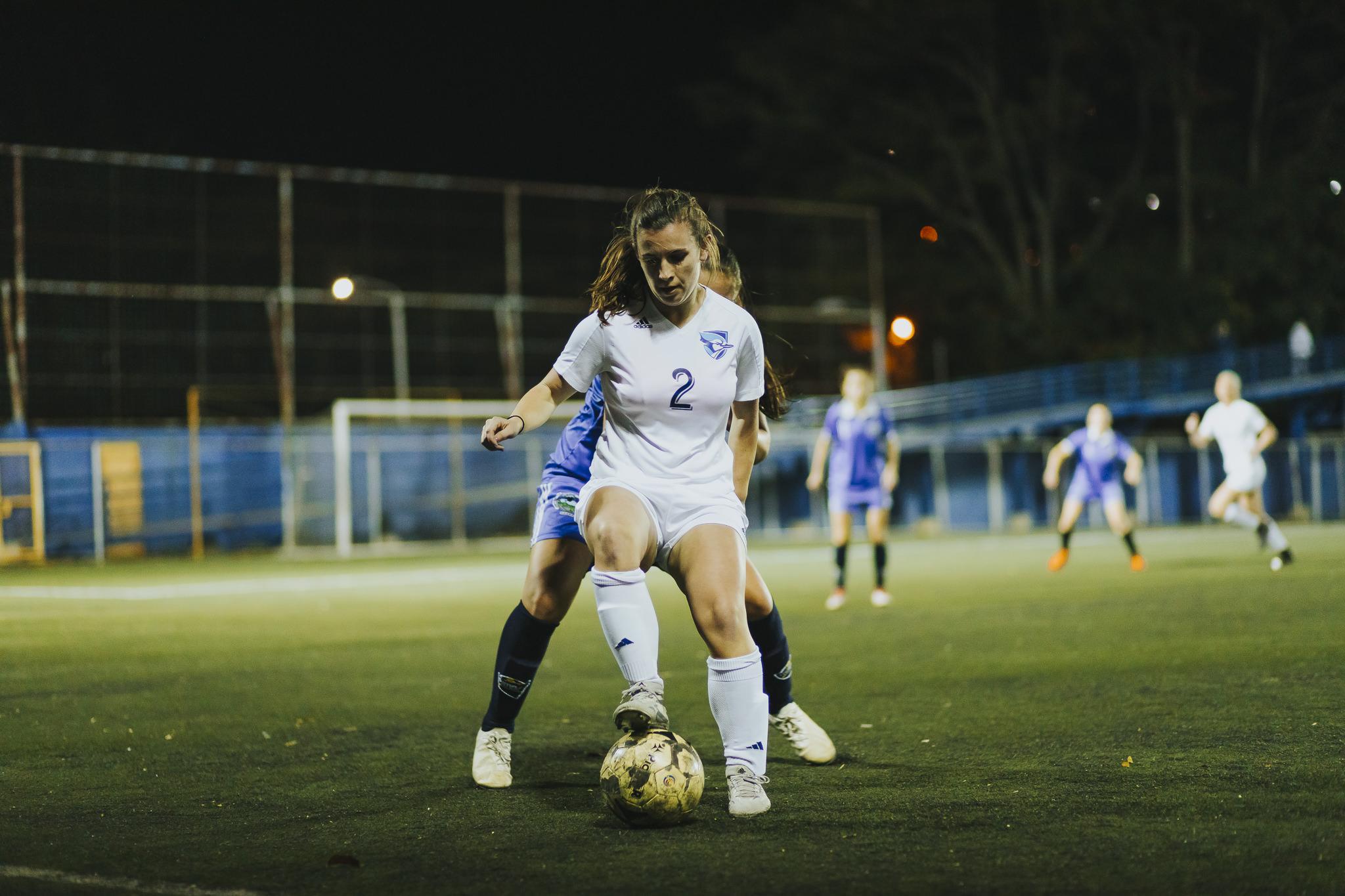 Elmhurst College Women's Soccer 15
