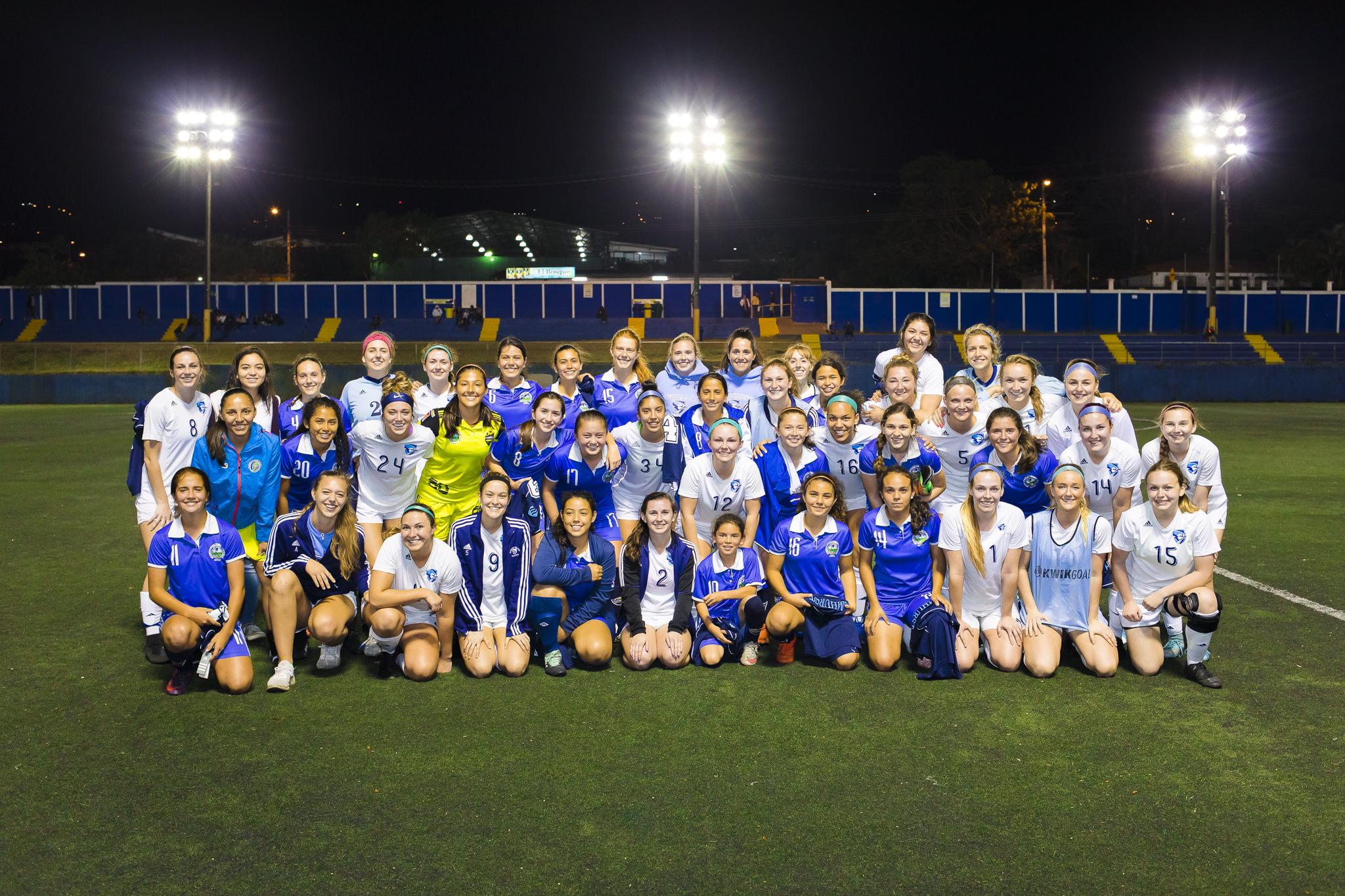 Elmhurst College Women's Soccer 1