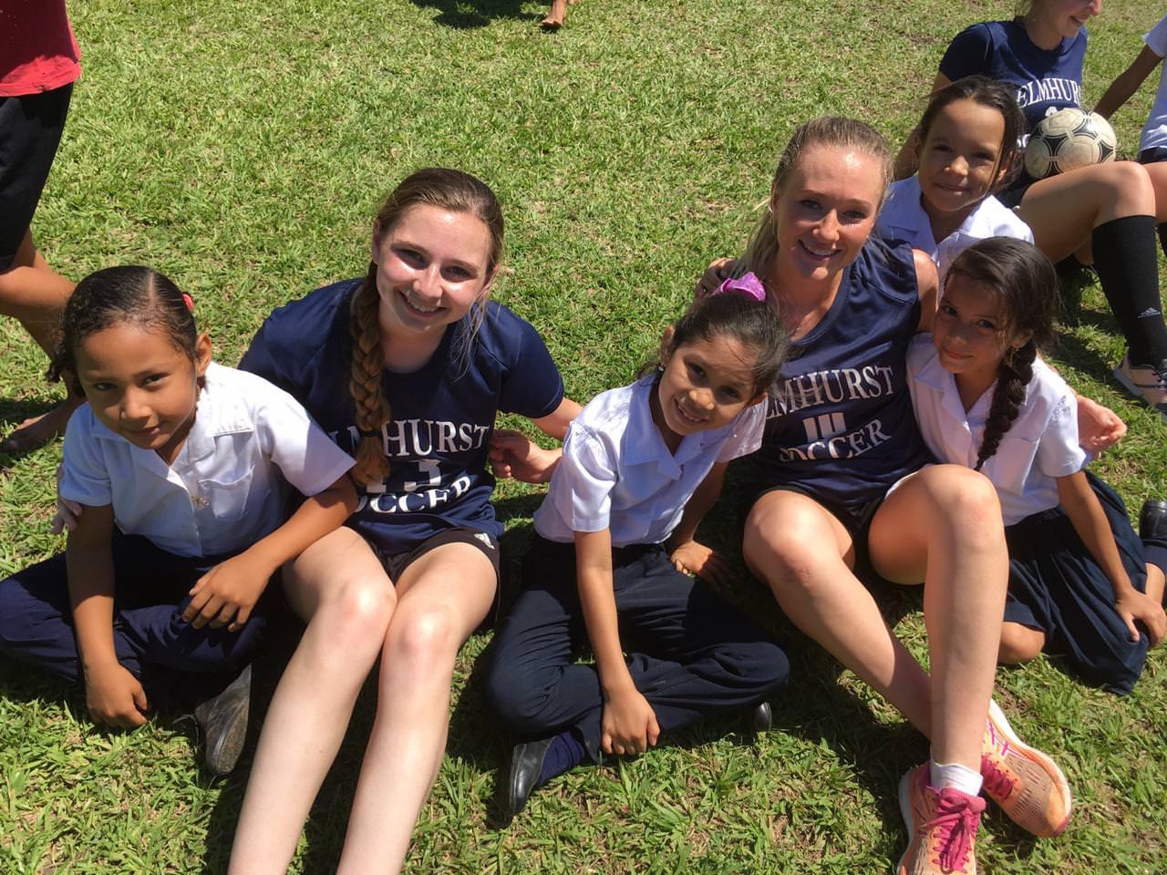 Elmhurst College Women's Soccer 6