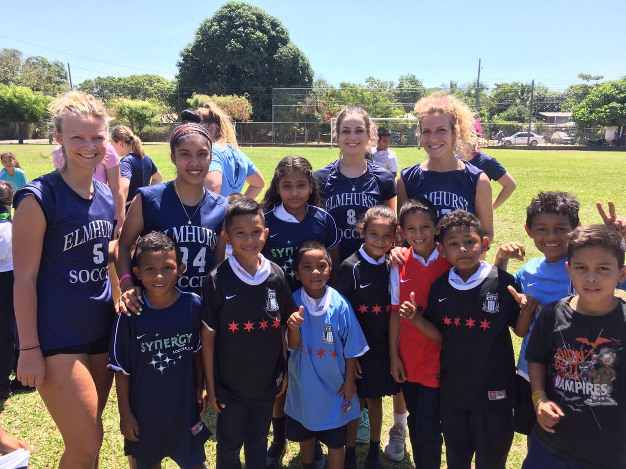 Elmhurst College Women's Soccer 17