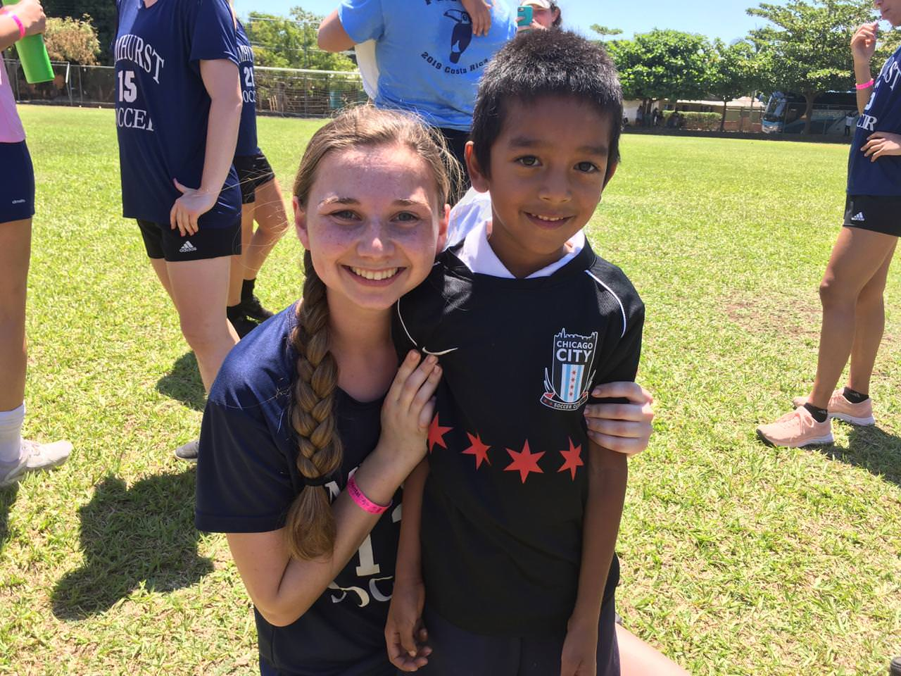 Elmhurst College Women's Soccer 16