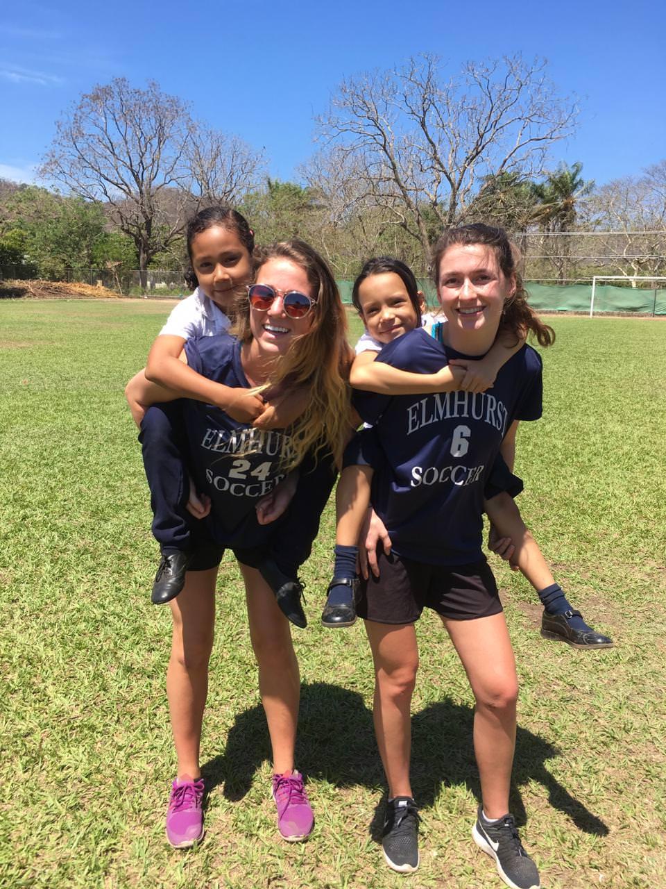 Elmhurst College Women's Soccer 4