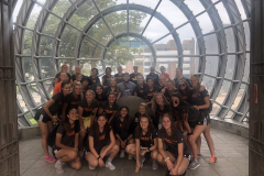 Idaho State University Women's Soccer Trip 1
