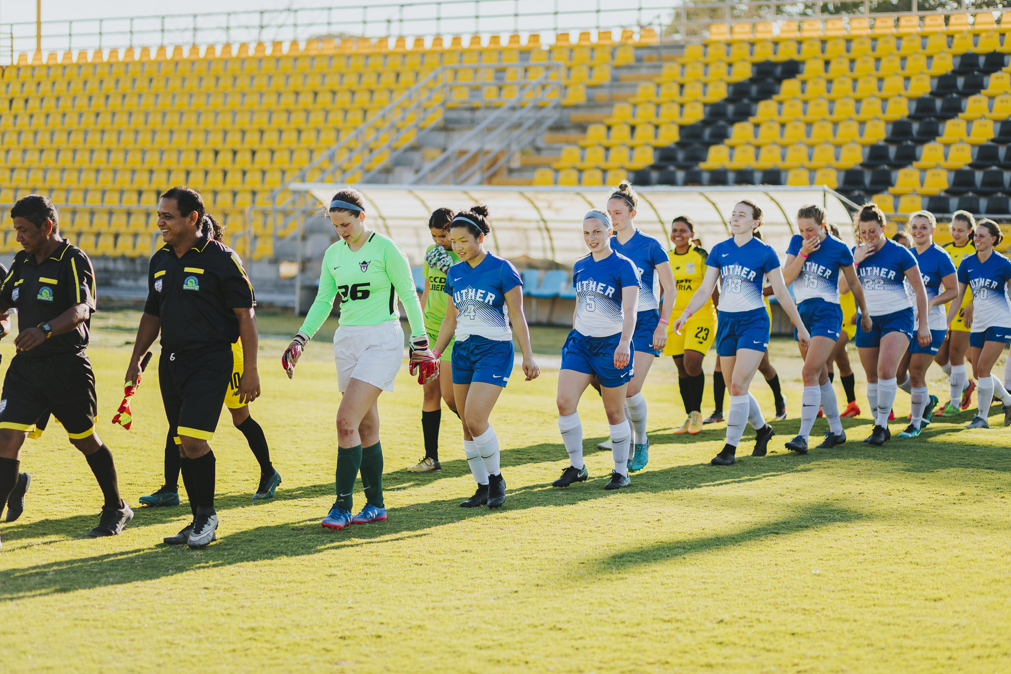 Luther College Women's Soccer 11