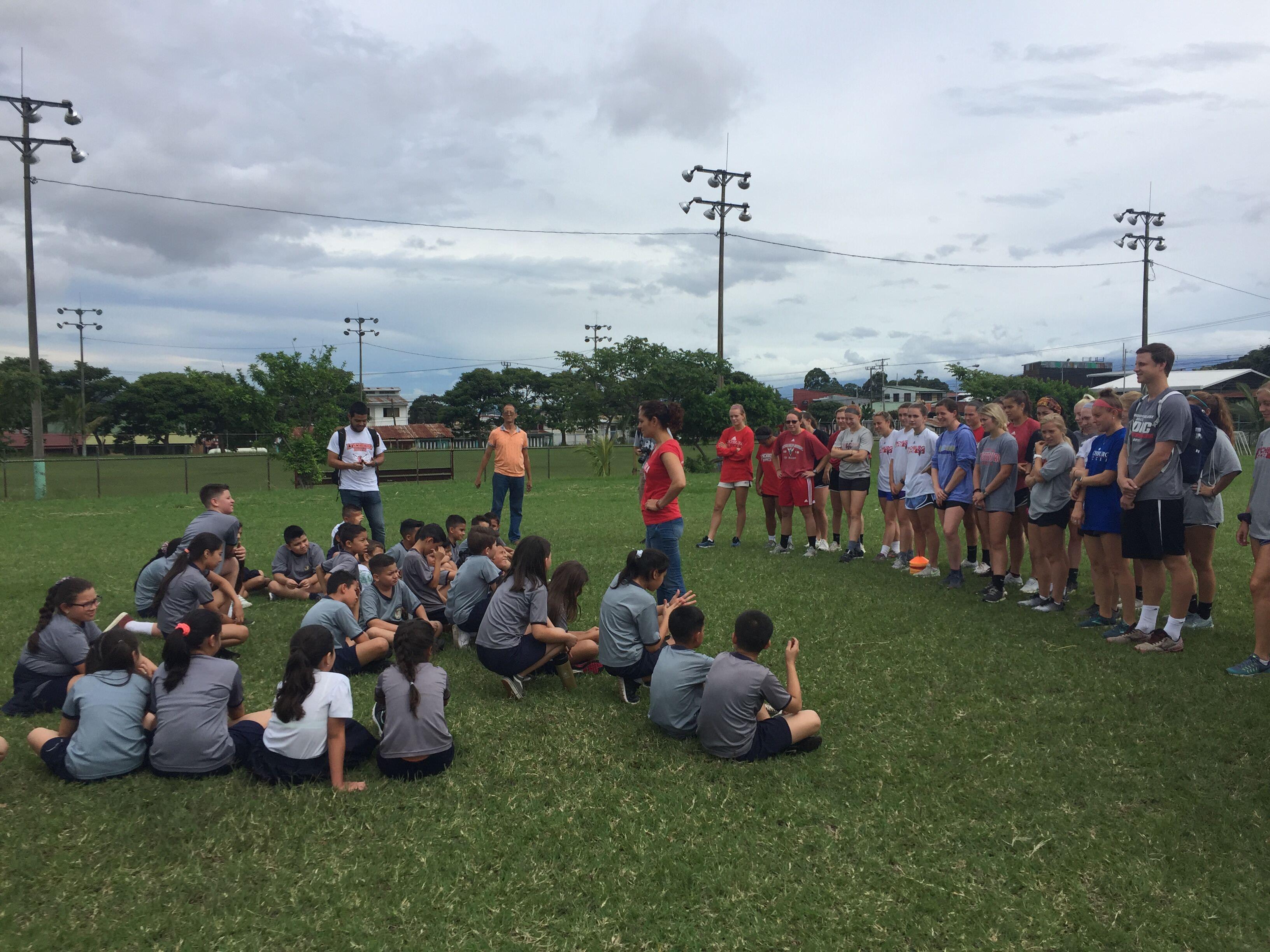Lynchburg College Women's Soccer 12