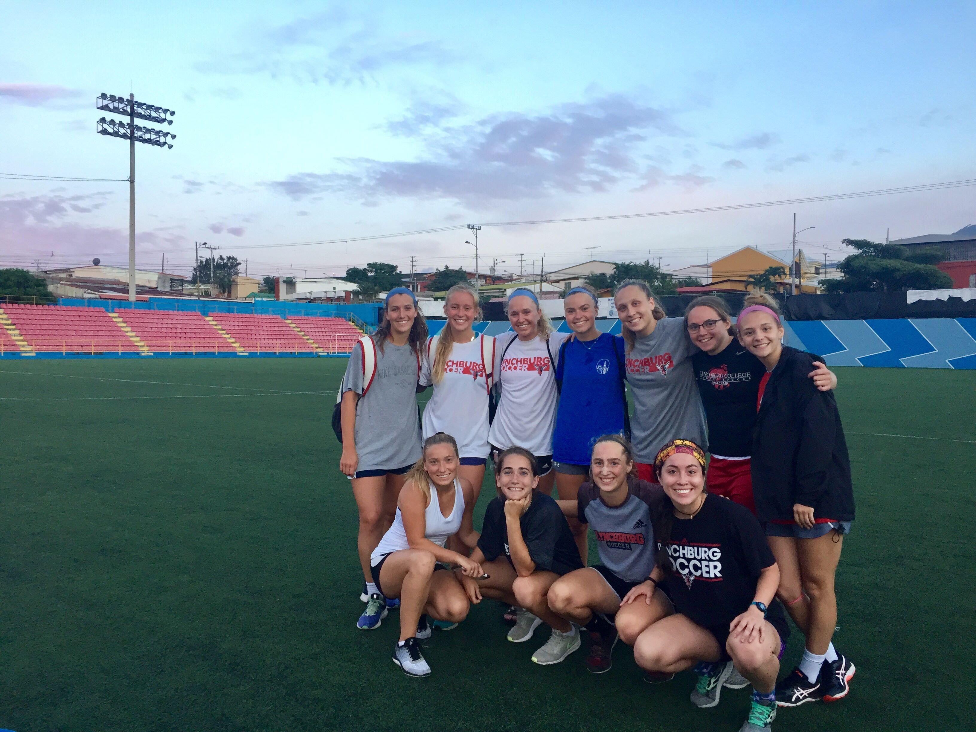 Lynchburg College Women's Soccer 10