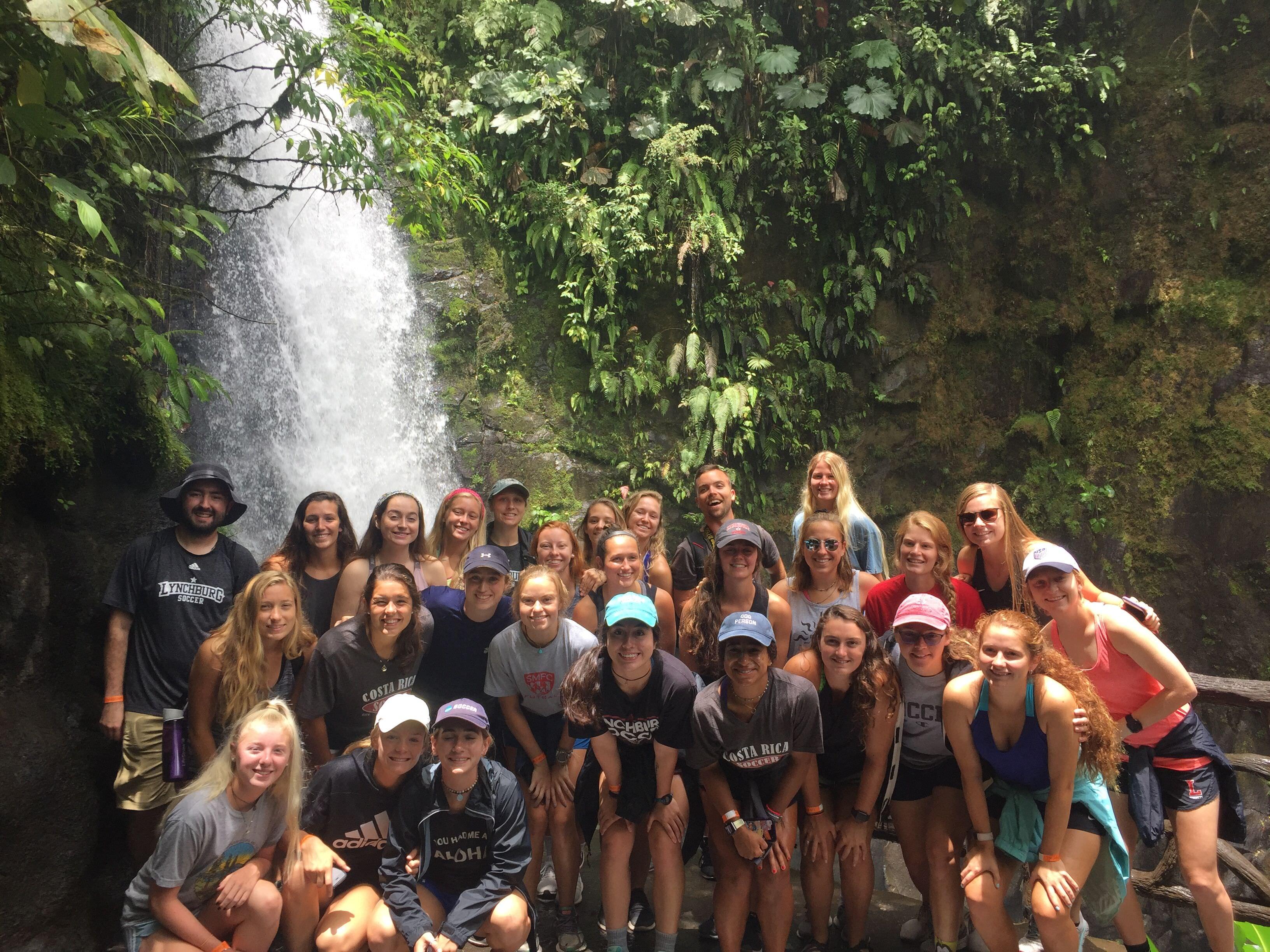 Lynchburg College Women's Soccer 13