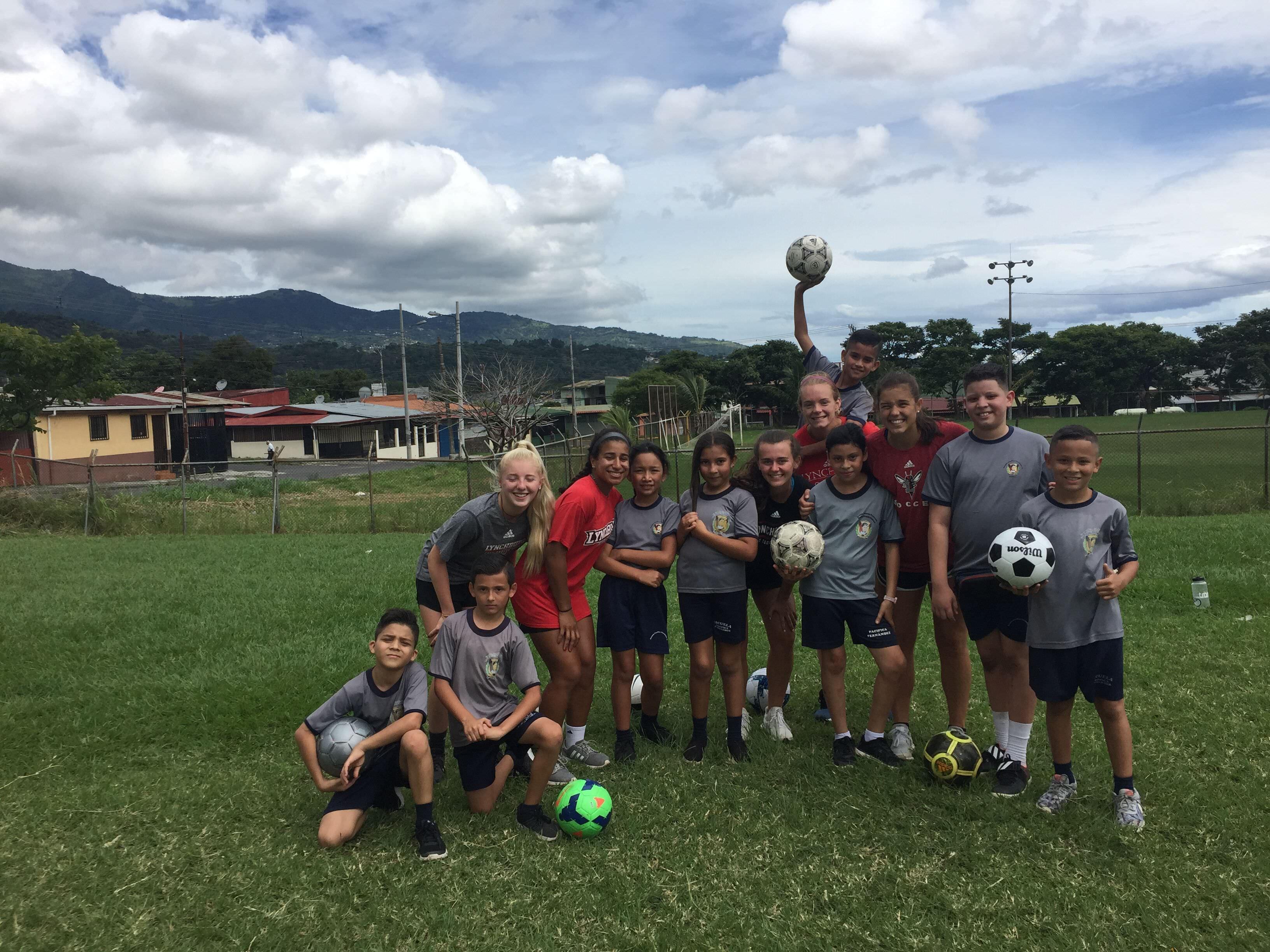 Lynchburg College Women's Soccer 16