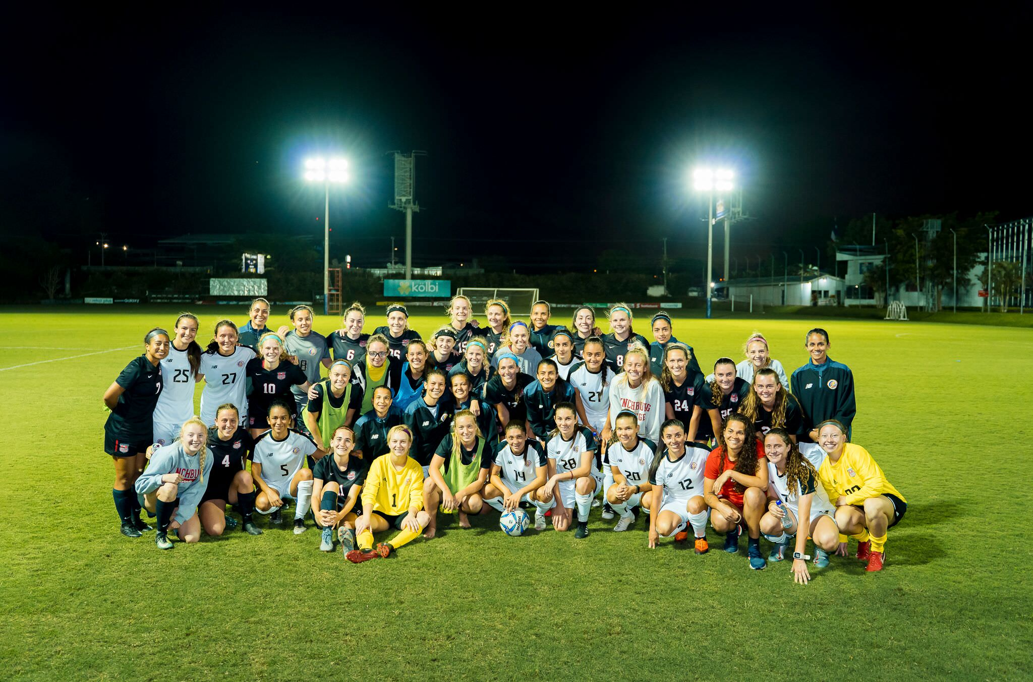 Lynchburg College Women's Soccer 6