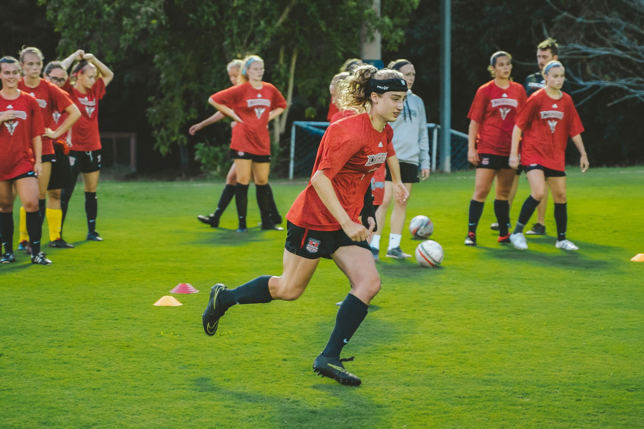 Lynchburg College Women's Soccer 5