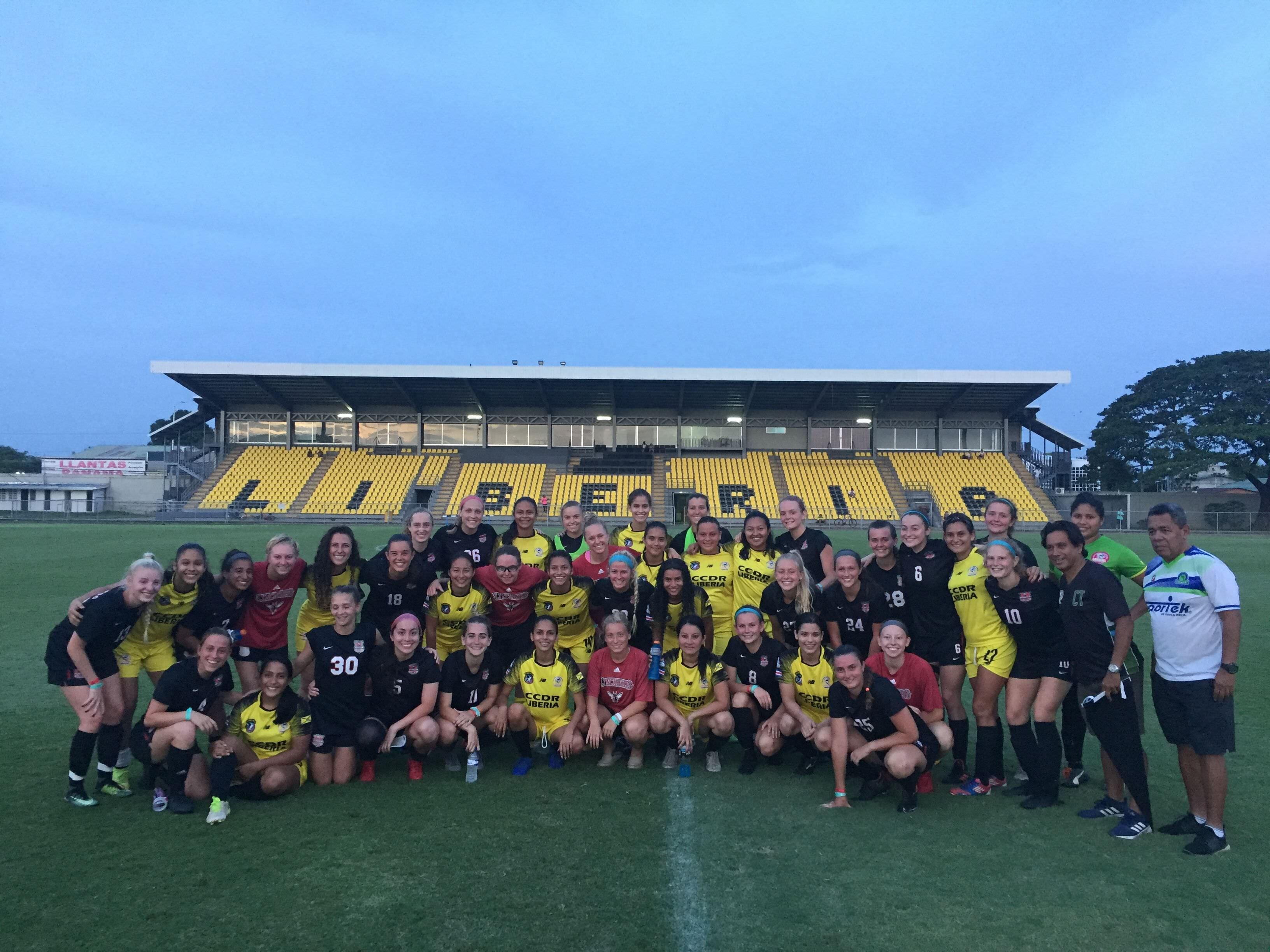 Lynchburg College Women's Soccer 17