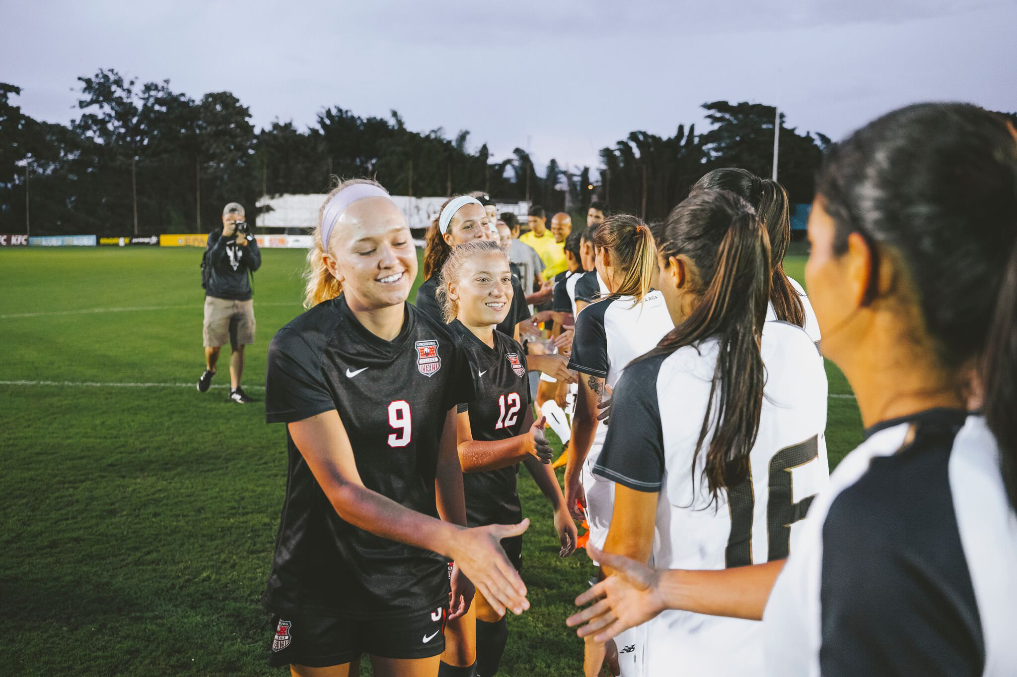 Lynchburg College Women's Soccer 9