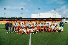 North Texas ODP Boys Soccer Trip to Costa Rica 1