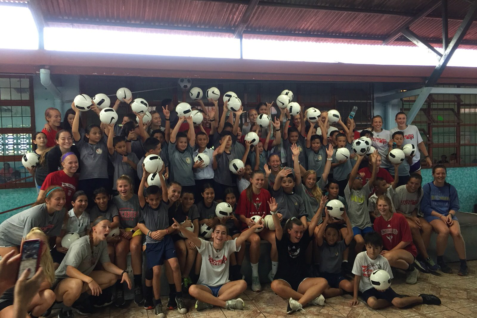 Volunteering in Costa Rica 1