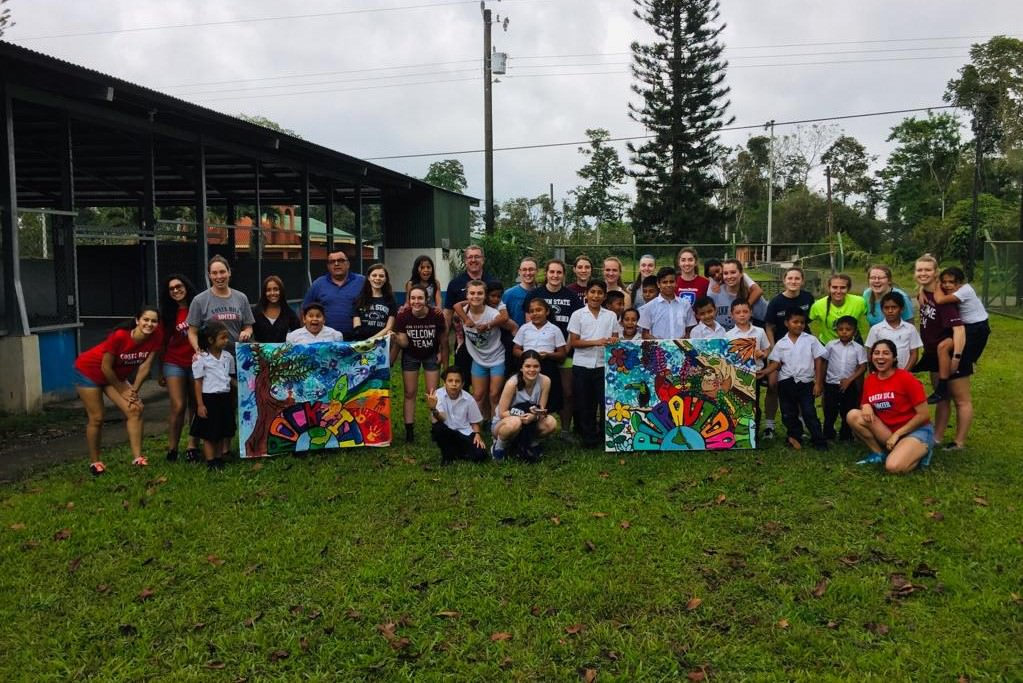 Volunteering in Costa Rica 20
