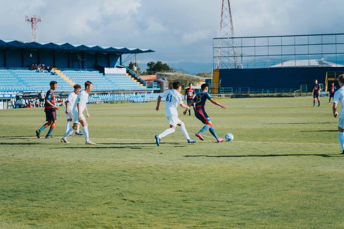 ODP South Boys Soccer 8