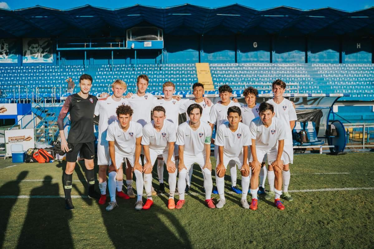 ODP South Boys Soccer 18