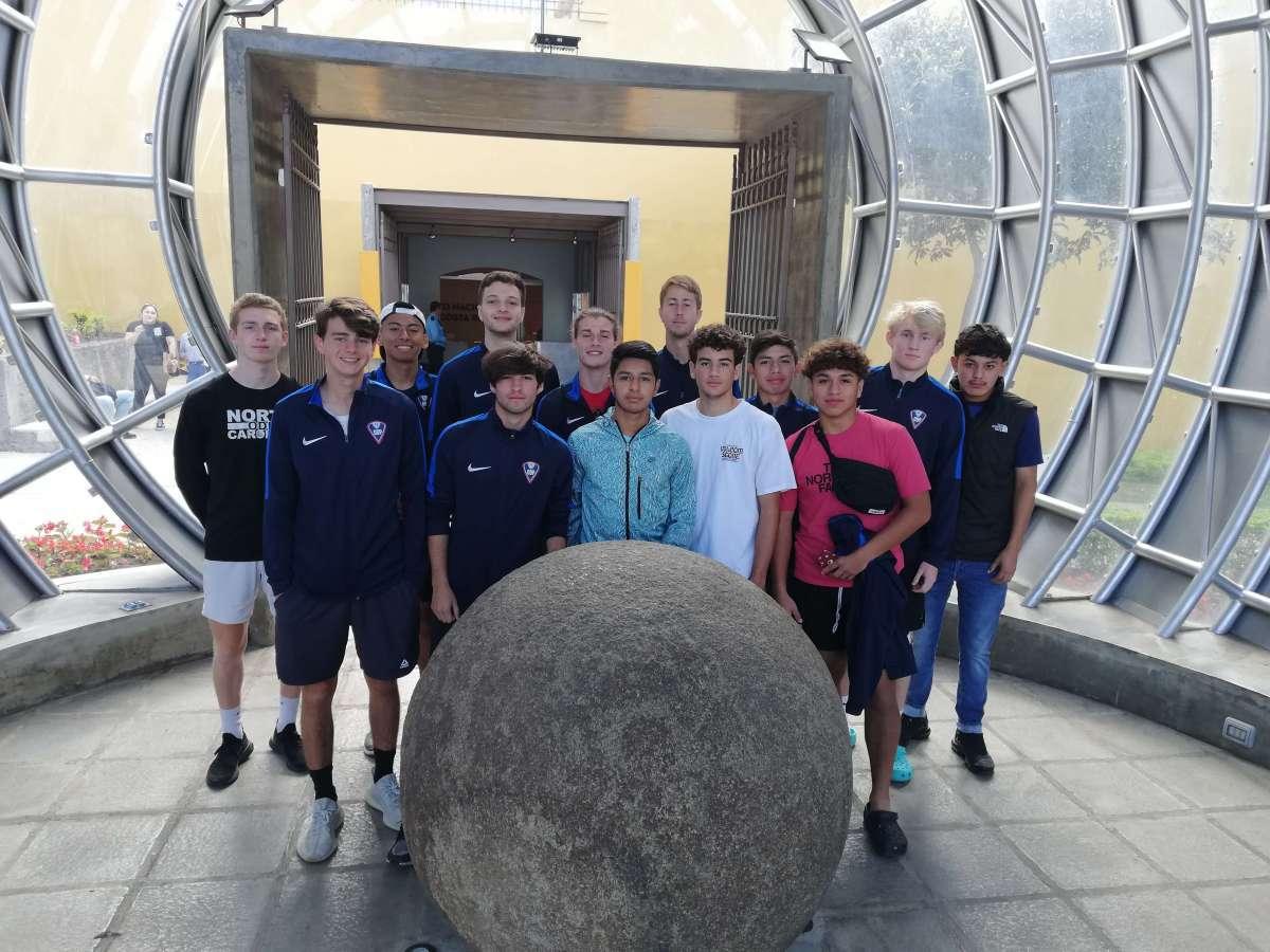 ODP South Boys Soccer 17
