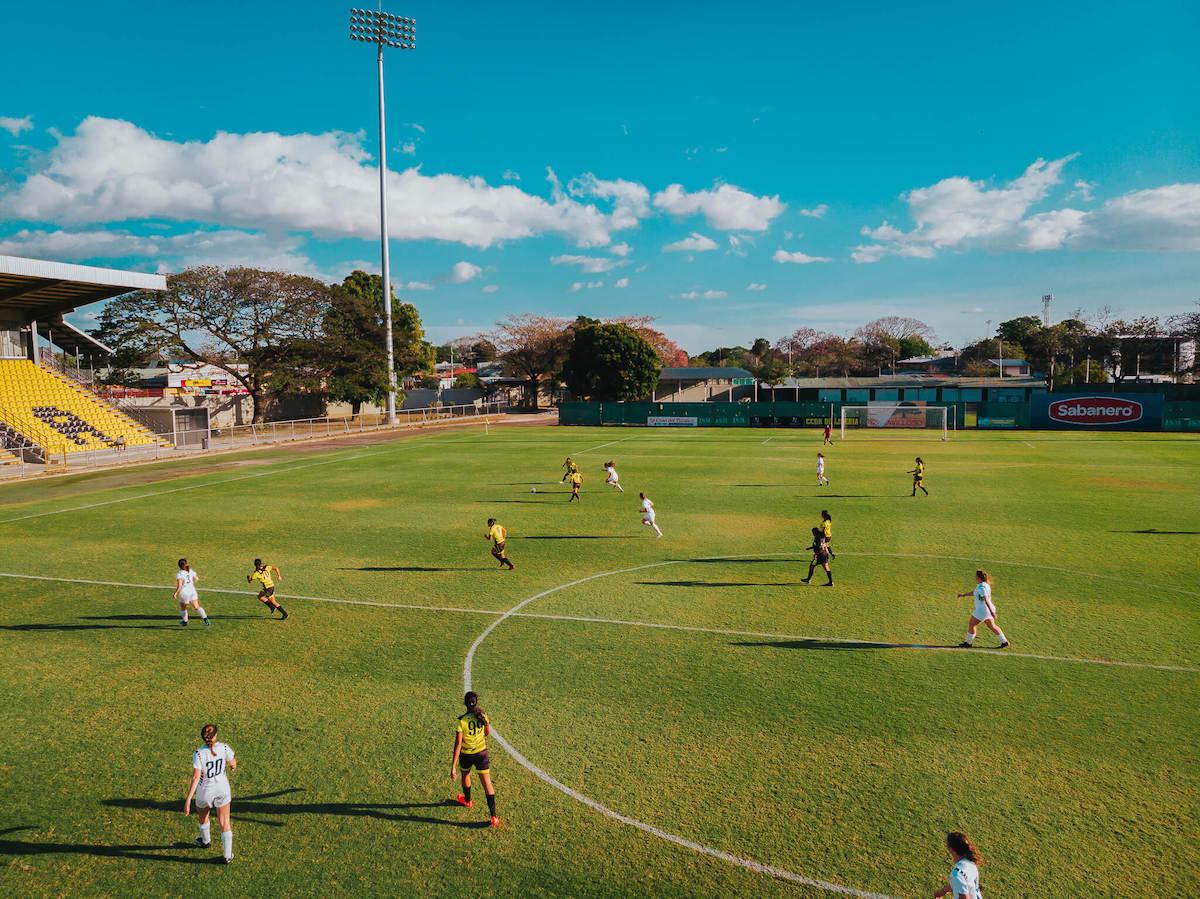 Penn State Altoona Women's Soccer Trip 4