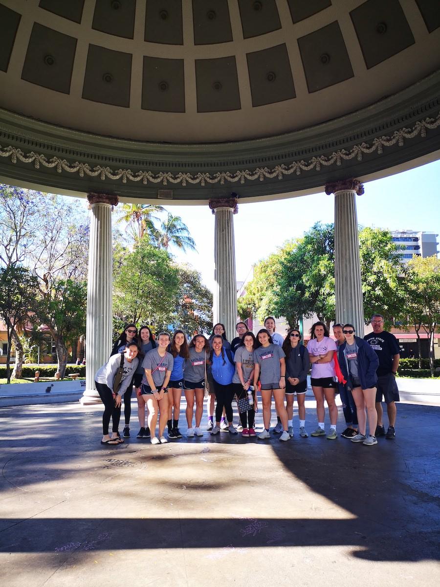 Penn State Altoona Women's Soccer Trip 1