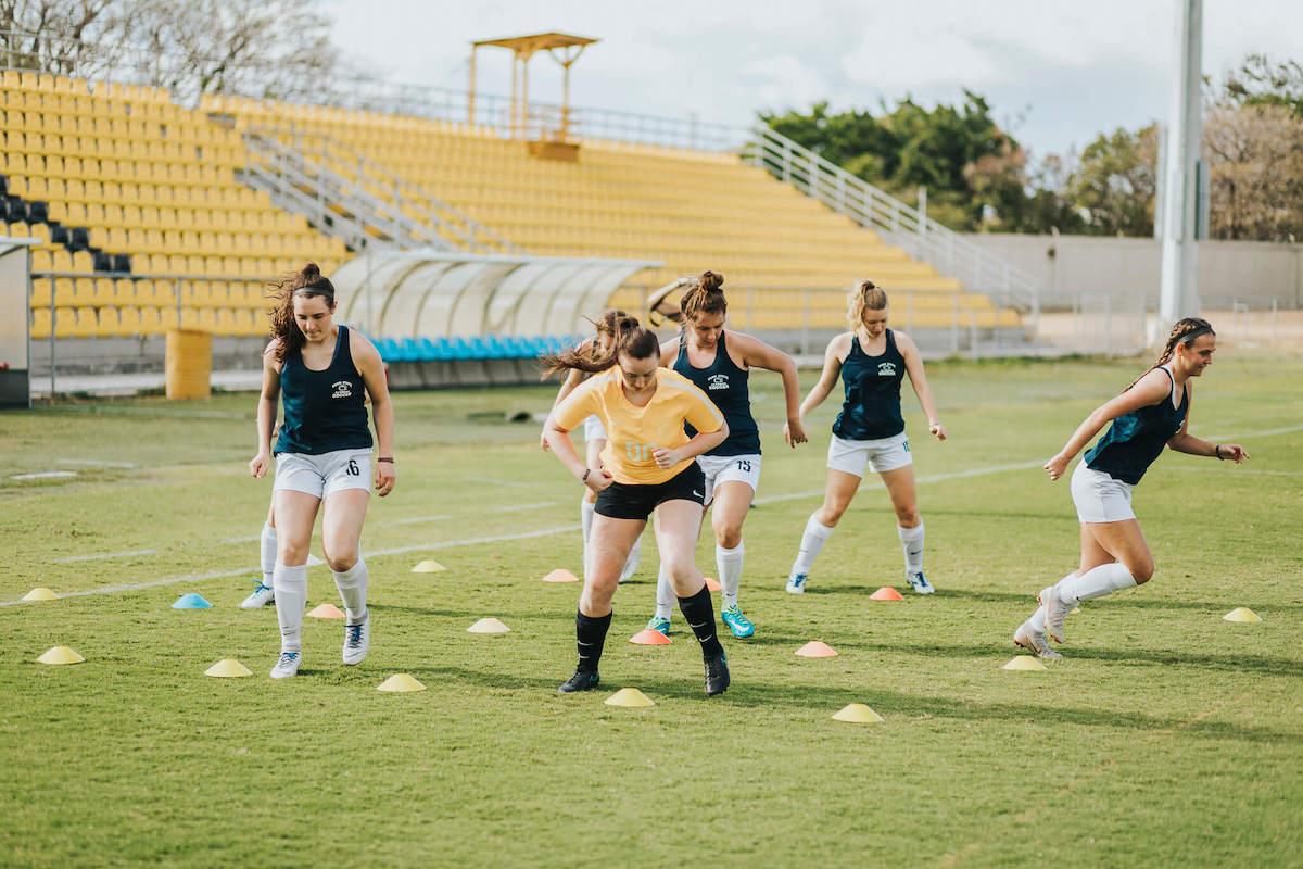 Penn State Altoona Women's Soccer Trip 2