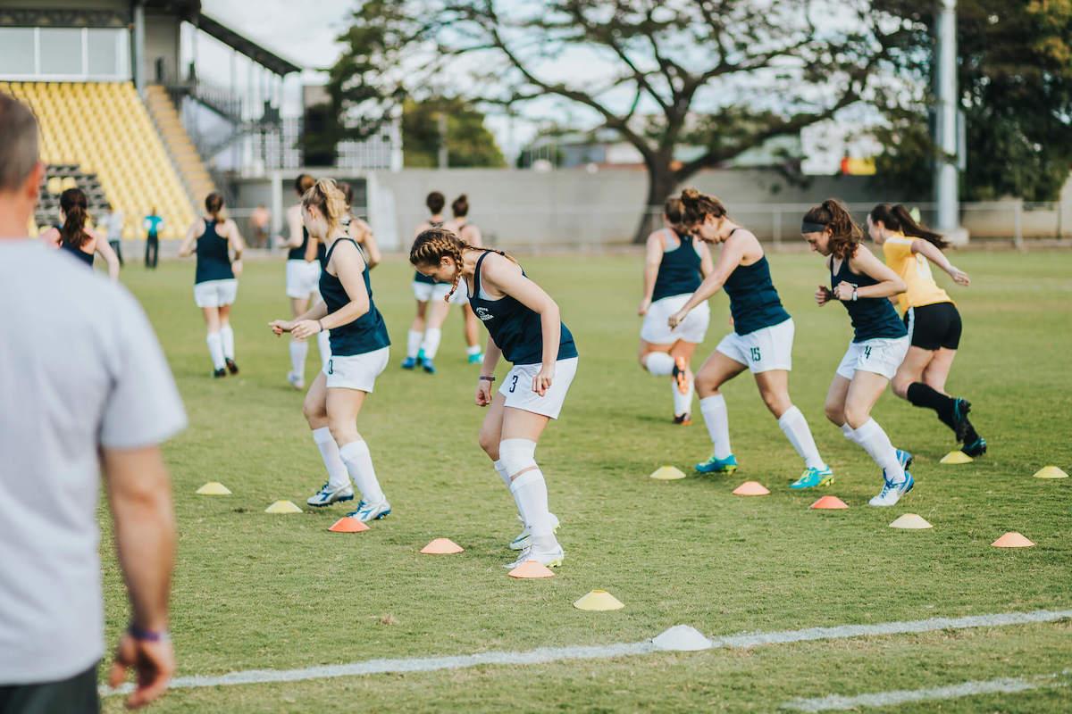 Penn State Altoona Women's Soccer Trip 3