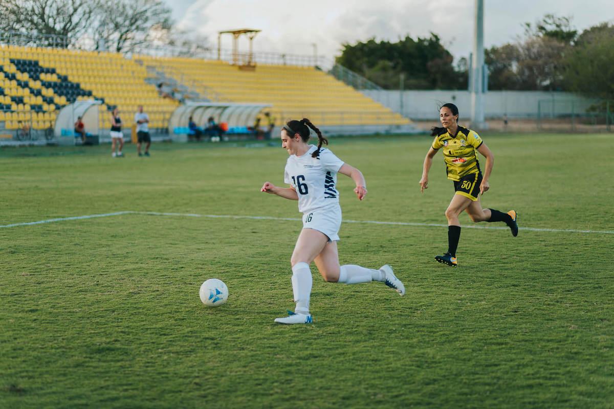 Penn State Altoona Women's Soccer Trip 7