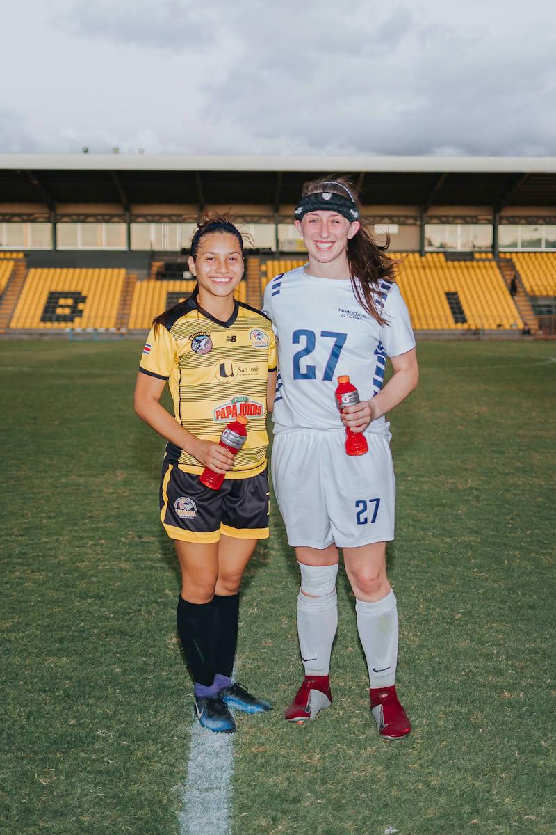 Penn State Altoona Women's Soccer Trip 11