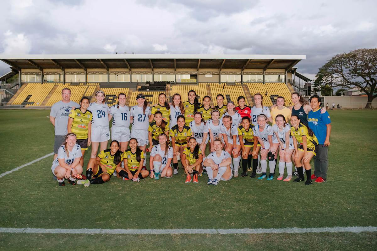 Penn State Altoona Women's Soccer Trip 10