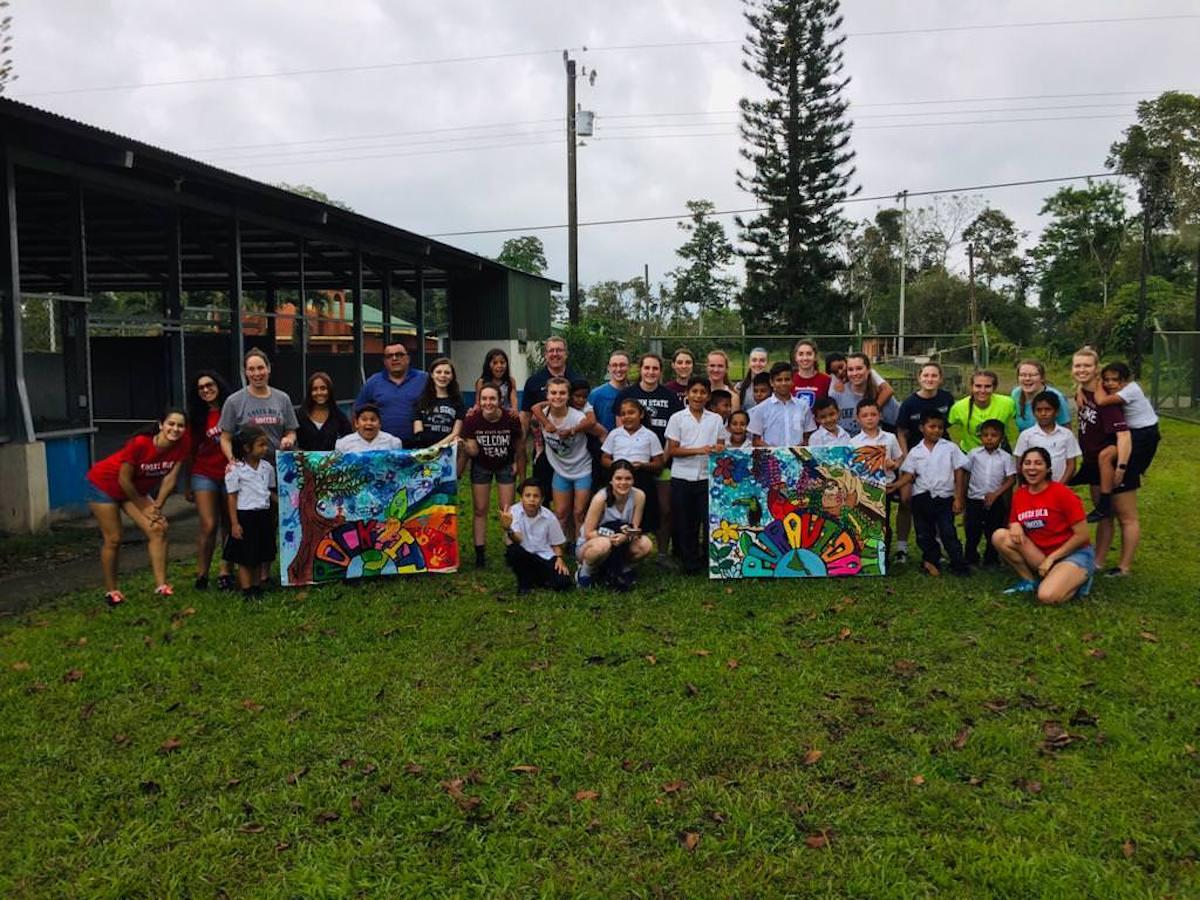 Penn State Altoona Women's Soccer Trip 18