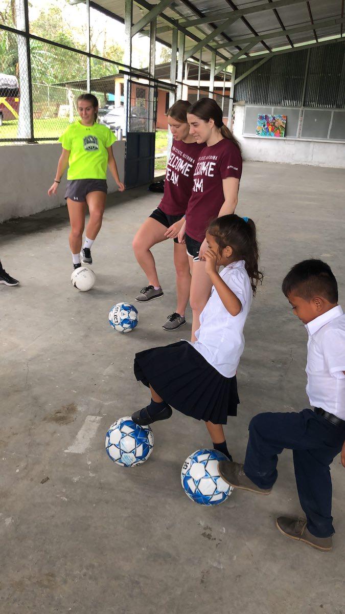 Penn State Altoona Women's Soccer Trip 19