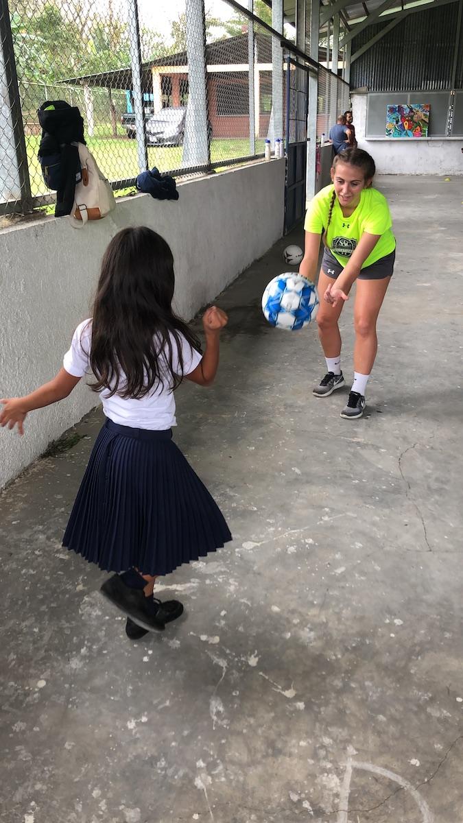 Penn State Altoona Women's Soccer Trip 20