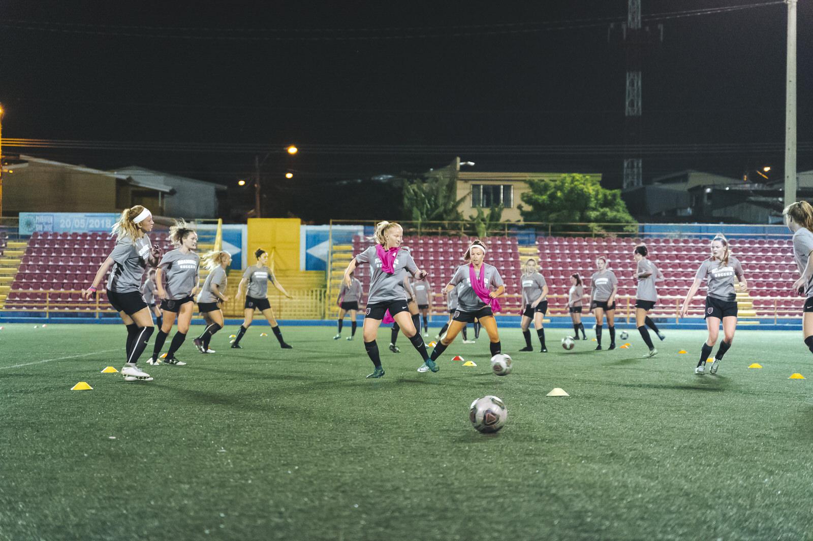 Roanoke College Women's Soccer 1