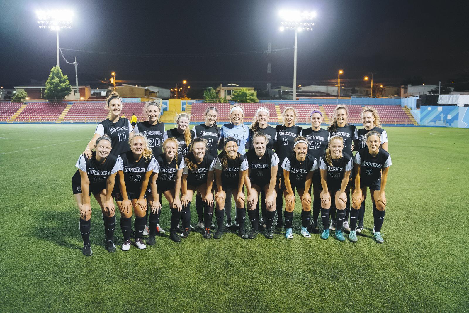 Roanoke College Women's Soccer 9