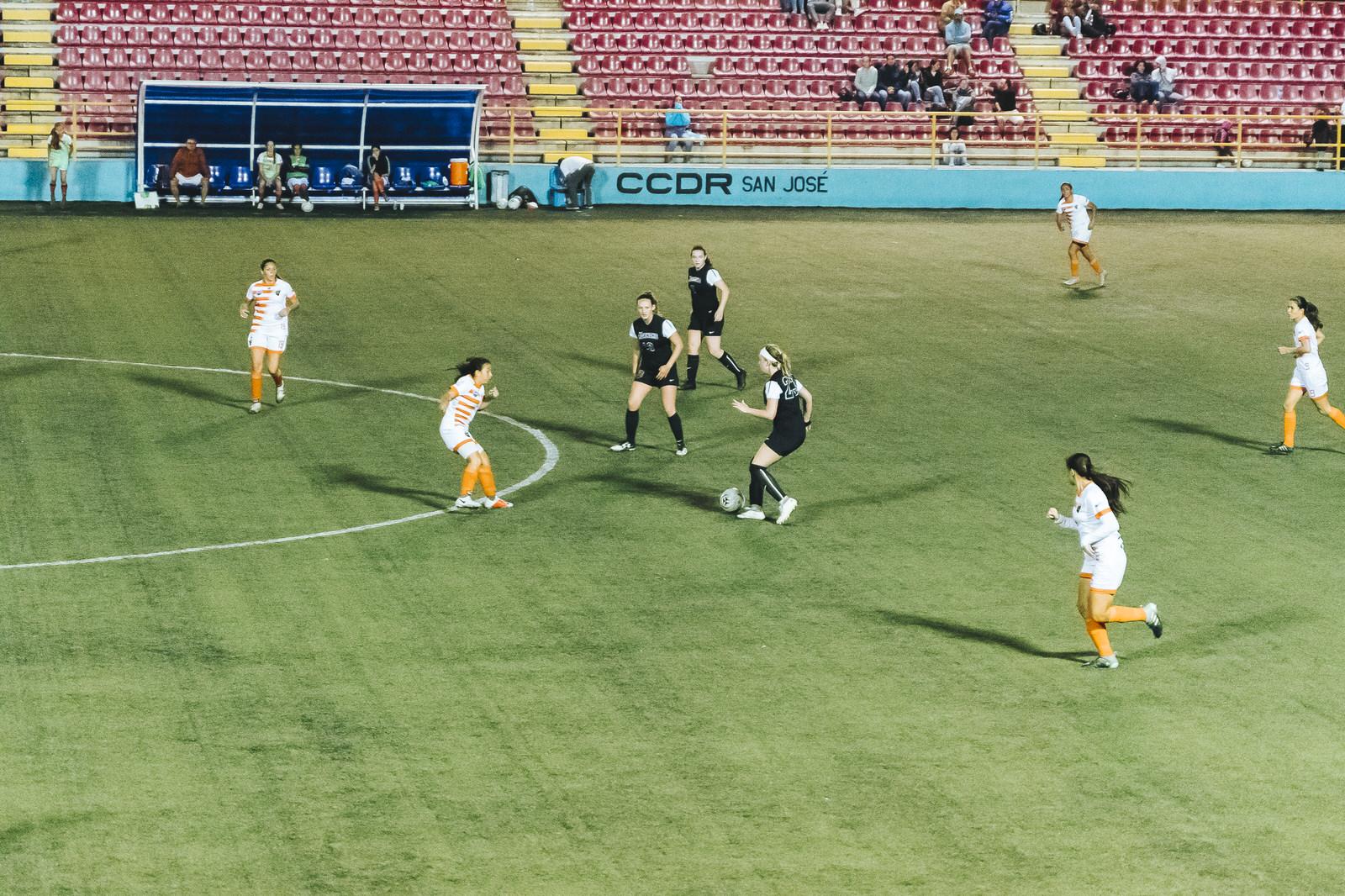 Roanoke College Women's Soccer 15