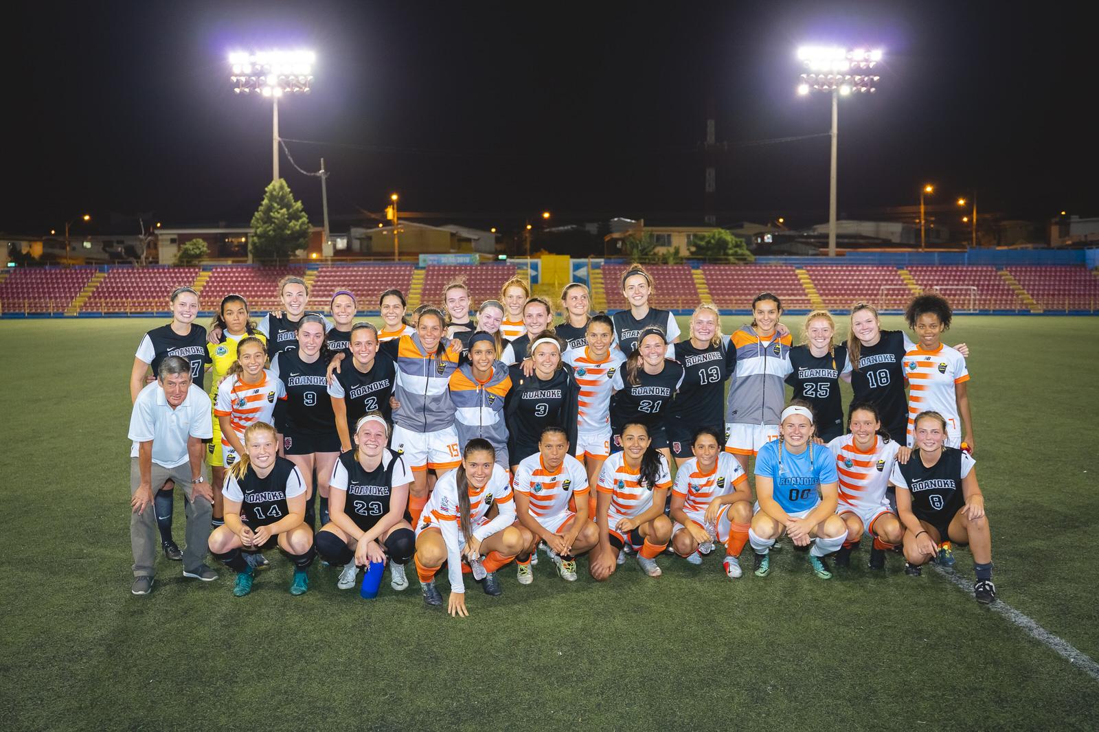Roanoke College Women's Soccer 5