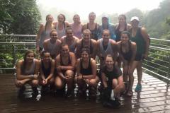 UW-La Crosse women's soccer trip - La Fortuna