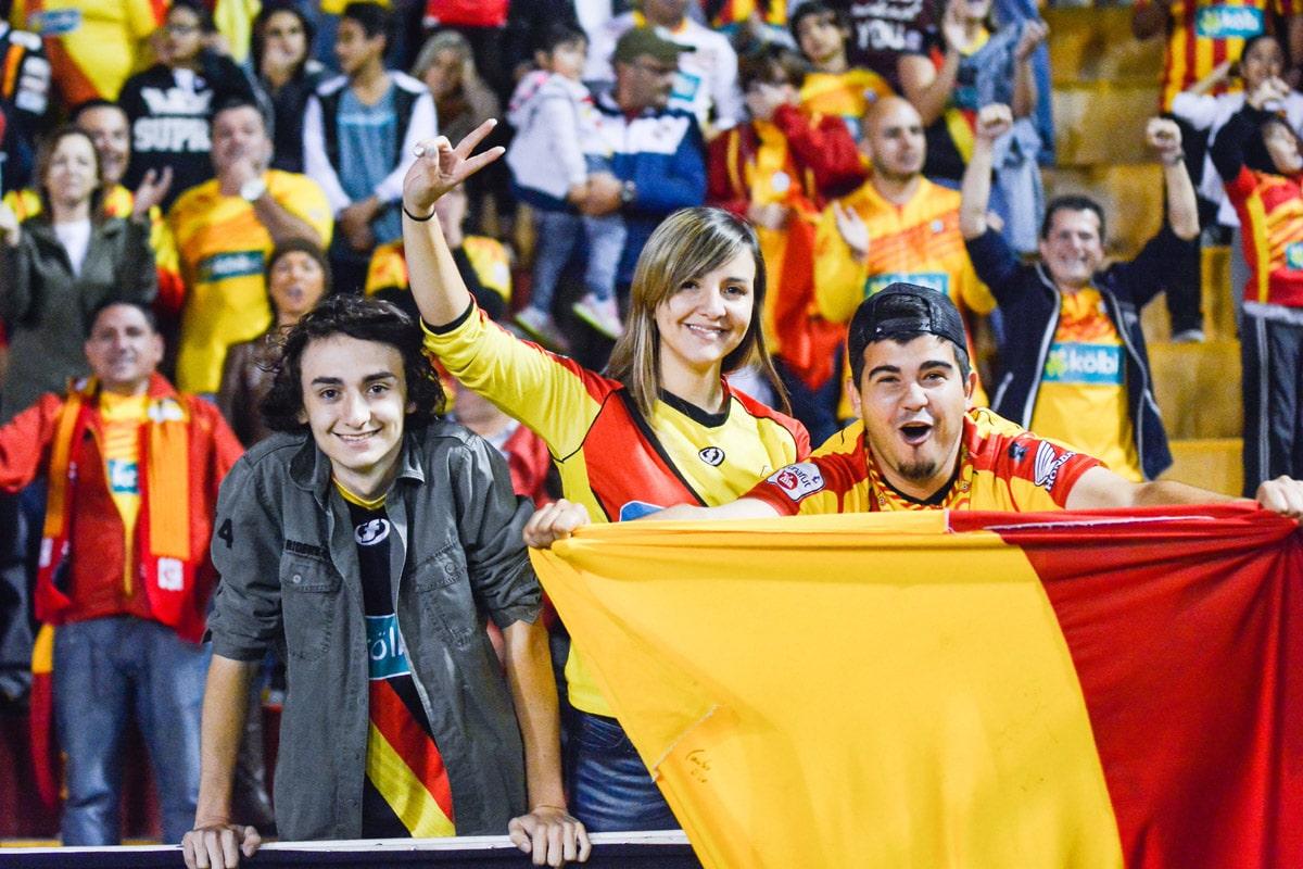 Heredia fans