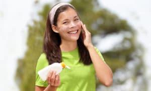 Sunscreen - Skin Cancer Prevention Tips
