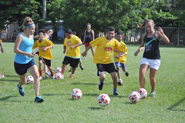 Volunteer In Costa Rica 2