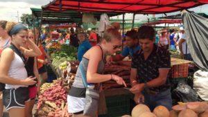 UW La Crosse Women's Soccer Trip - Farmers Market