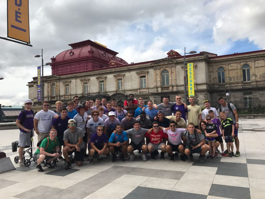 Loras College Soccer Trip