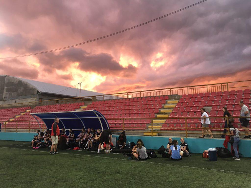 Frostburg State women's soccer trip