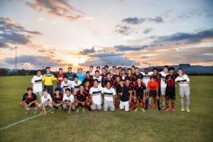 West Region ODP Boys 03 Soccer Trip