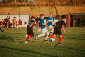 East Region ODP Boys 04 Soccer Trip - match