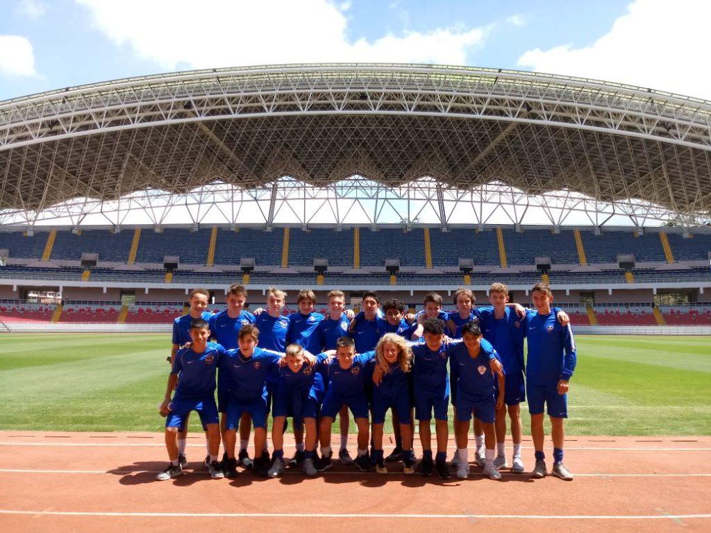 East Region ODP Boys 04 Soccer Trip
